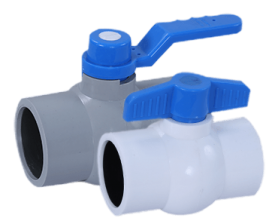 PP UPVC Ball Valve