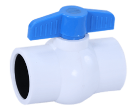 Short Handle Ball Valve